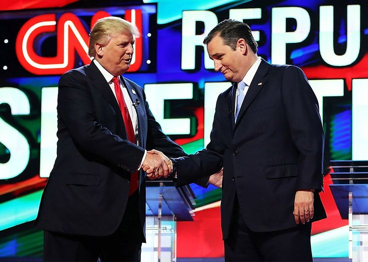 Why did Ted Cruz spend seven months sucking up to Donald Trump?
