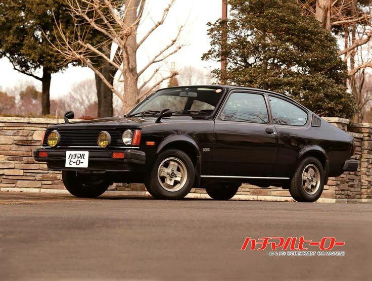 1981 Isuzu Gemini ZZ / R Coupe