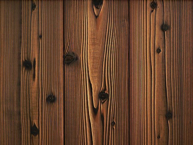 Shou Sugi Ban 焼杉板 Beautiful Effects Possible Flooring Or
