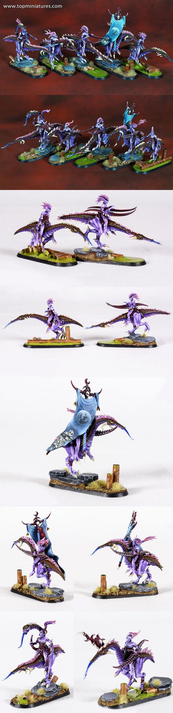 Warhammer 40k chaos daemons seekers of slaanesh