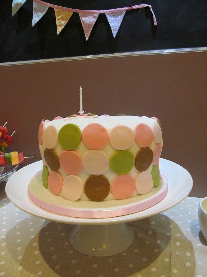 Camilla's cake - sweet Christening