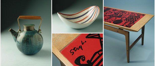 Vintage Ceramics ... gorgeous  Scandinavian