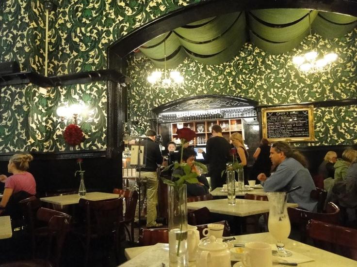 Hopetoun Tea Rooms, Block Arcade, CBD, Melbourne.