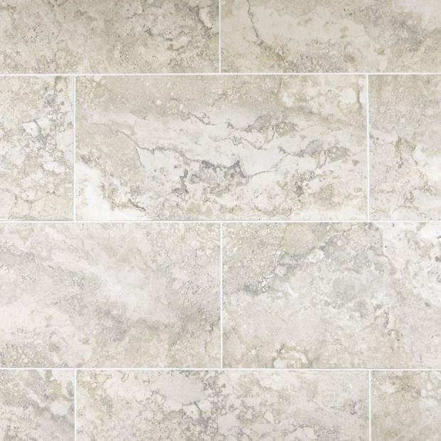 tarsus gray ii polished porcelain tile