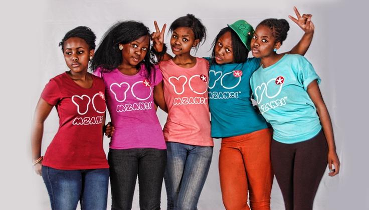 LADIES TOPS: Yo'Mzansi™ Urban Wear