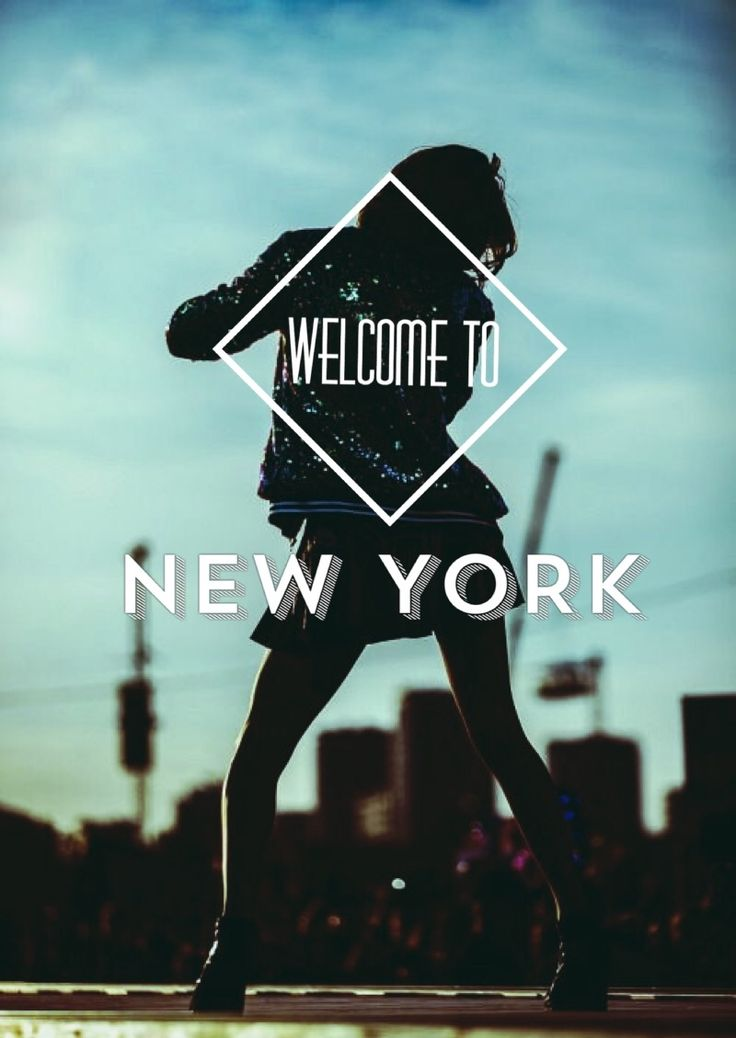 Welcome to New York by @jackieandfuzzy
