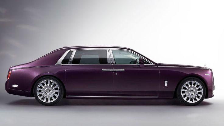 2018 Rolls-Royce Phantom VIII Is The 'Most Silent' Car In The World by Andrew P Collins posted 27/07/2017