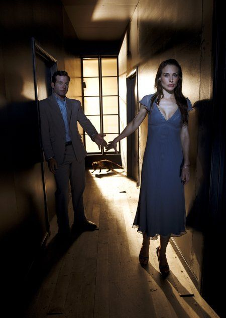 Still of Claire Forlani and Eion Bailey in Nightmares & Dreamscapes: From the Stories of Stephen King (2006)