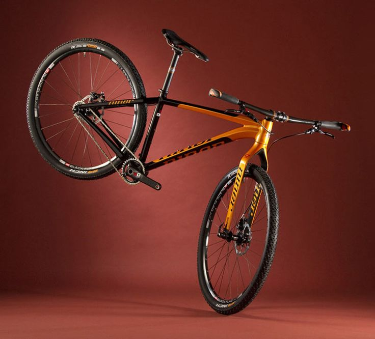 2012 Niner One9 alloy 29er hardtail mountain bike in tang orange now shipping