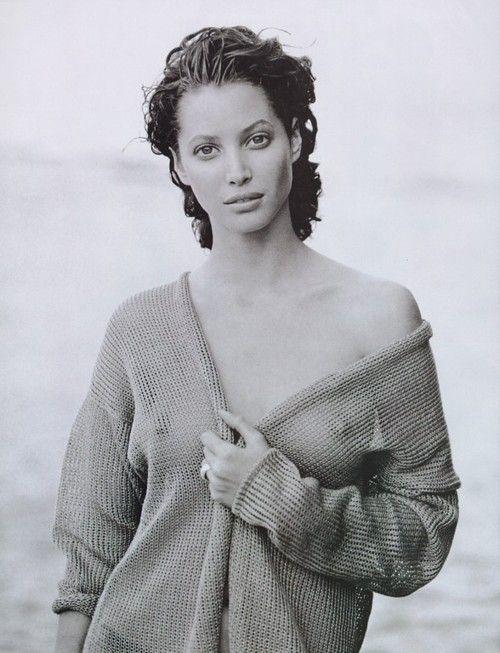 """Little Me"", Harper's Bazaar US, May 1993  Photographer : Peter Lindbergh …, Hot Babes Naked"