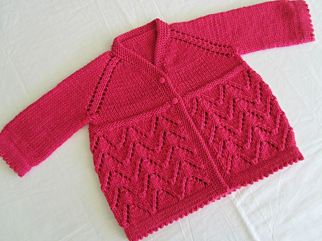 Ravelry: MuchachaKnits' Helena in Pink