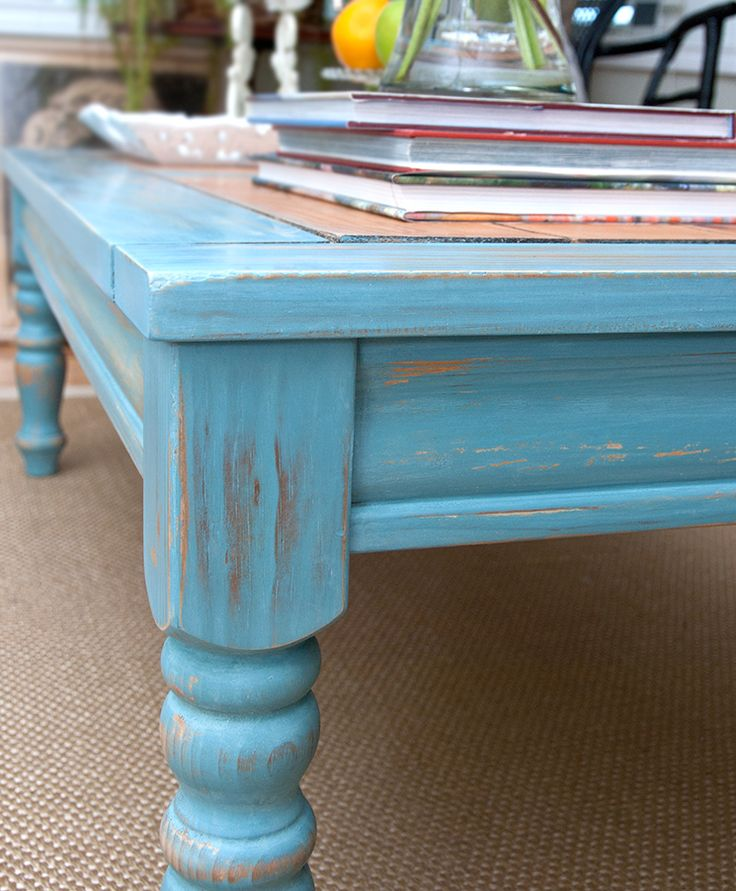Painted Tables 685 best milk paint furniture images on pinterest | furniture