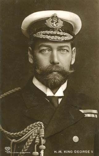 Royal Photographs: H.M. King George V: Image 2 of 10