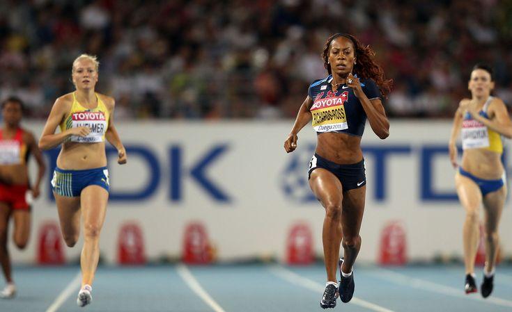 Sonya Richards Ross: 400m hero; my inspiration