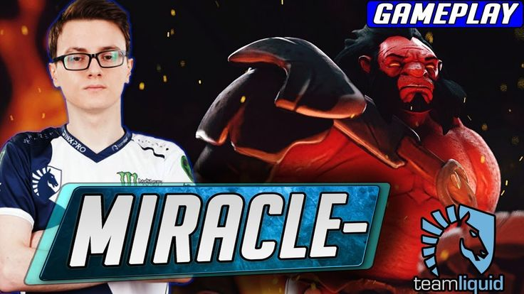 Miracle- Axe Dota 2 Pro Gameplay | Team Liquid DOta2 Miracle- Perspective