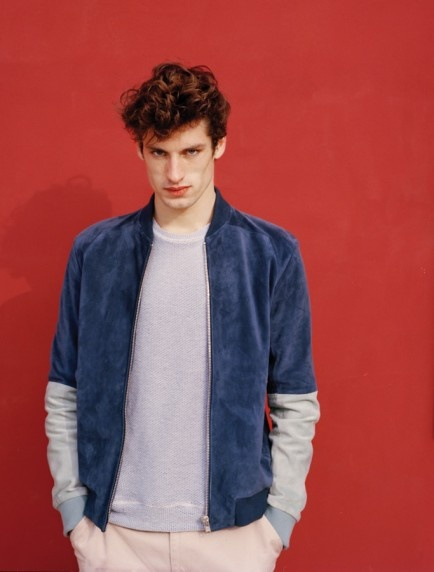 Brooklyn We Go Hard SS13. Yes. That jacket. Yes.