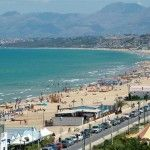 The sandy beach of Castellammare del Golfo, together with the sandy beach of Alcamo Marina covers a length of 13 kilometers. They are one of the main tourist attractions of the Gulf of Castellammare during summer. The beach is so large that there are always wide open spaces, even during the month of August.http://www.dreamsicilyvillas.com/guide/sicilian-cities/castellammare-del-golfo/