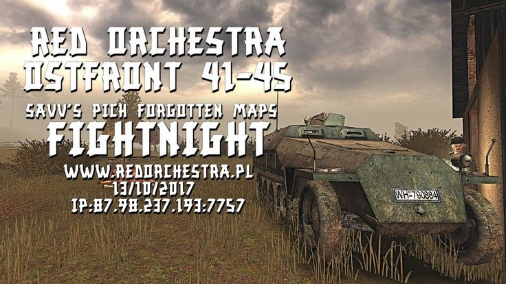 055# Red Orchestra: Ostfront 41-45.