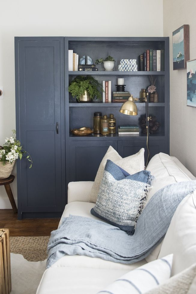 Best 25 small living dining ideas on pinterest dining - Small bedroom living room combo ideas ...