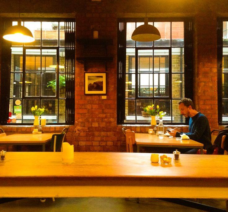 J+A Café in London, Greater London - the best brunch in London.