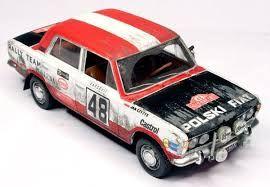 Fiat 125p rally