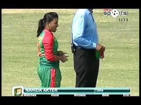 1st ODI Pakistan wemons vs Bangladesh wemons 04/10/2015