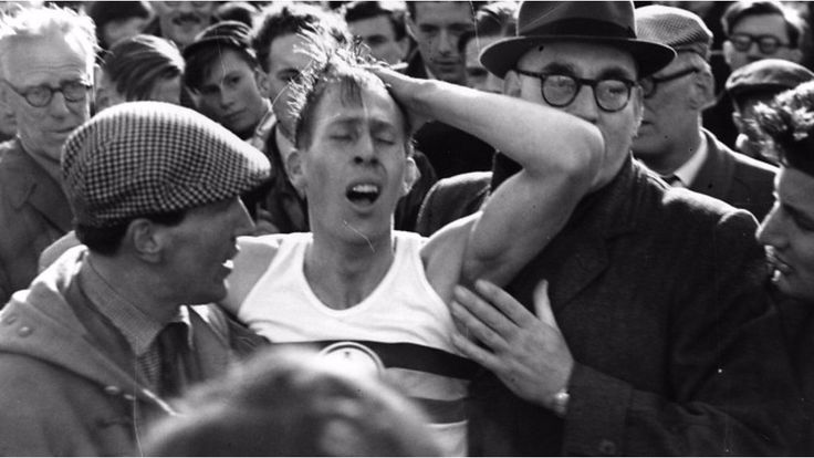 Sir Roger Bannister: The man who ran a four-minute mile
