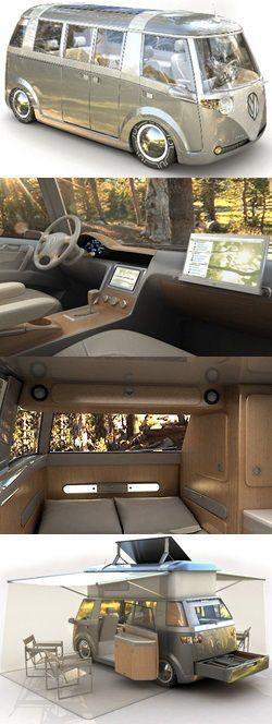 Volkswagen Micro-Bus - The Verdier