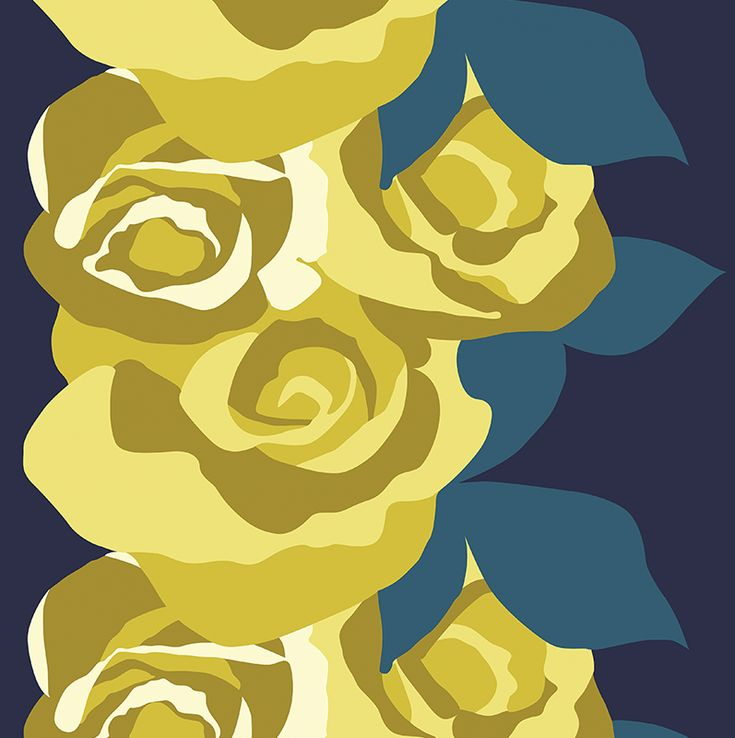 Amanda Lime // Metsovaara Premium Print collection from Materialised www.materialised.com  #metsovaara #print #collection #premium #pattern #textile #fabric #interiordesign #materialised