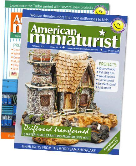 584 Best Dollhouse Magazines Images On Pinterest