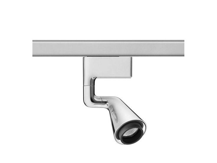 Faretto alogeno a binario BELVEDERE Collezione Professional - Proiettori by FLOS | design Antonio Citterio, Toan Nguyen