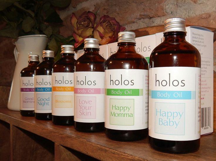 Holos Body Oils