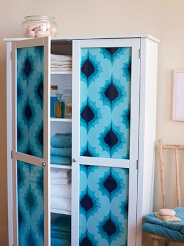 Best 25+ Wallpaper cabinets ideas on Pinterest | Wallpaper drawers, Bead board cabinets and ...