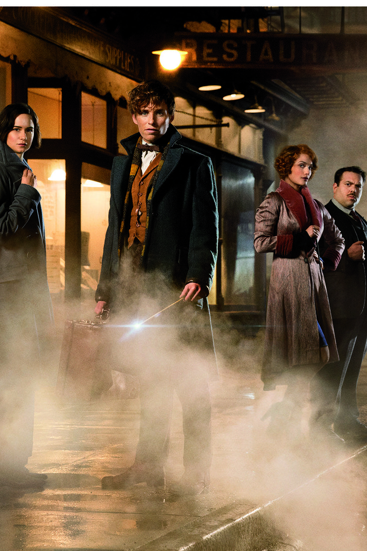 """""""Fantastic beasts and where to find them"""": film review"""