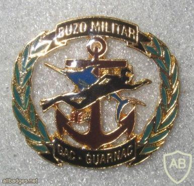 Venezuela National Guard Special Operations Forces Combat Diver