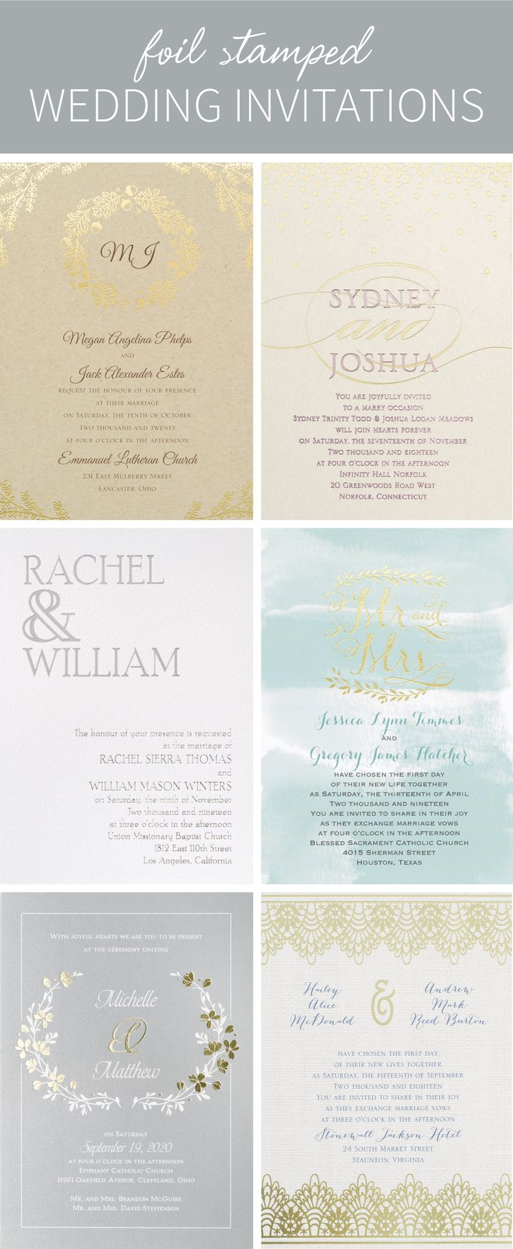 647 best Wedding images on Pinterest | Bridal invitations ...