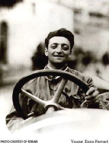 Enzo Ferrari was born on February 18th, 1898 in Modena, Italy. www.alidifirenze.fr