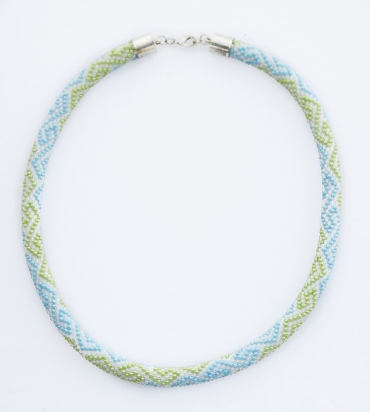 "❤ ""Patel Pattern"" Necklace by Natalia Dąbrowska #Lowyt"