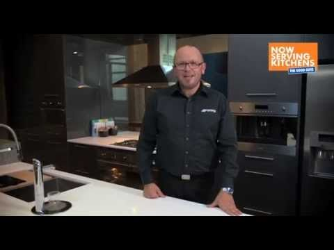 The Good Guys answer your kitchen questions - Alisa & Lysandra's kitchen on The Block! #TheGoodGuys #TheBlock #Kitchen