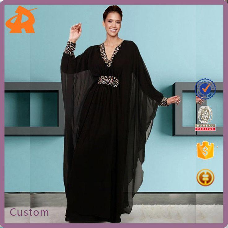 Wholsale dubai abaya de la manera 2015 manga larga musulmán maxi púrpura vestido de musulmán-imagen-Vestidos casual-Identificación del producto:60244489333-spanish.alibaba.com