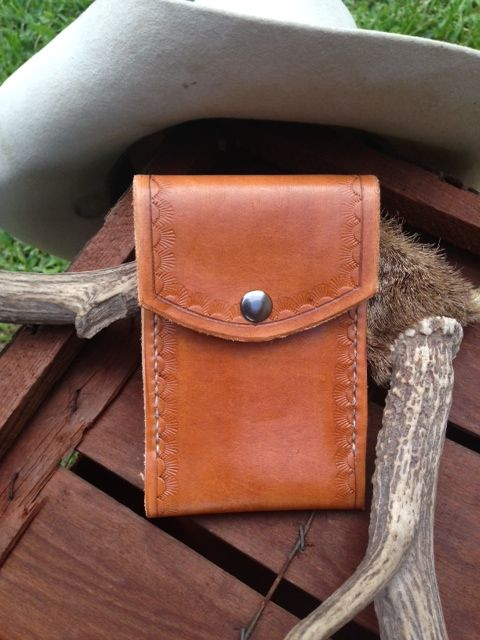 Leather iPhone Case on sale at www.WesternDryGoods.com.  Happy Trails!