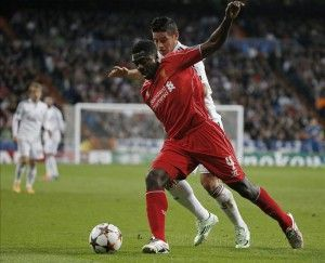 There's no need to be upset, Kolo Toure proved everyone wrong against Real Madrid - http://www.squawka.com/news/toure-v-real/212454   #LFC #YNWA #Toure #Liverpool #RMCF #UCL