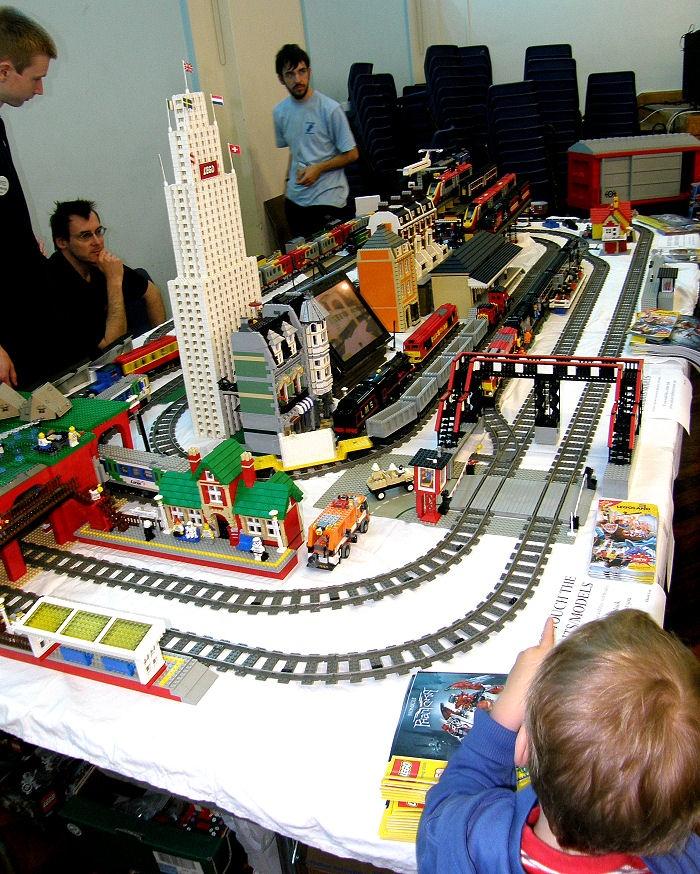 lego toy story 3 train instructions