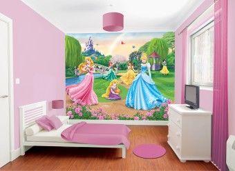 3D tapeta Disney Princess