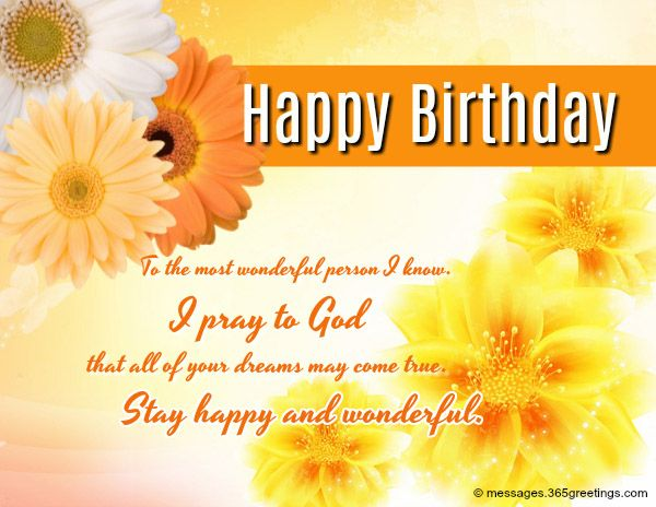christian-birthday-wishes-images | Christian birthday cards, 20th ...