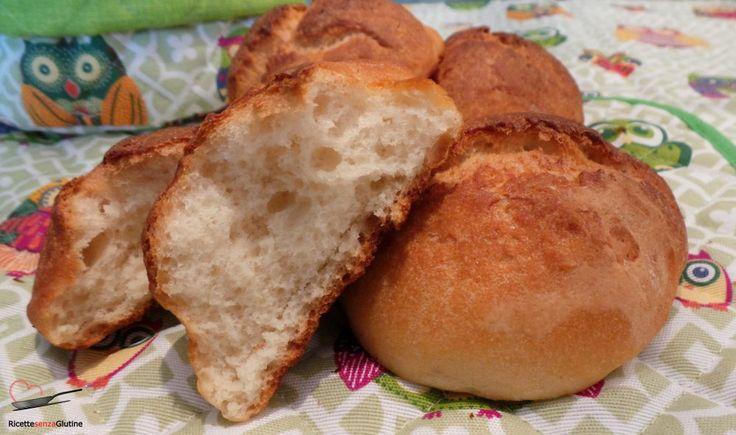 Panini Morbidi senza Glutine – Ricette senza Glutine