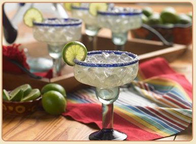 Classic Magaritas for a Crowd. It's easy to please with pitchers  of magaritas.