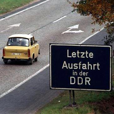 Trabant - Letzte Ausfahrt in der DDR