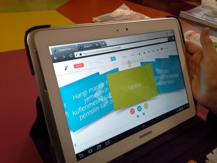 Triptico öğretmenlerin fazlasıyla işini kolaylaştıracak bir masaustü uygulaması. Uygulamada timer,öğrenci gruplama, flash card,.............