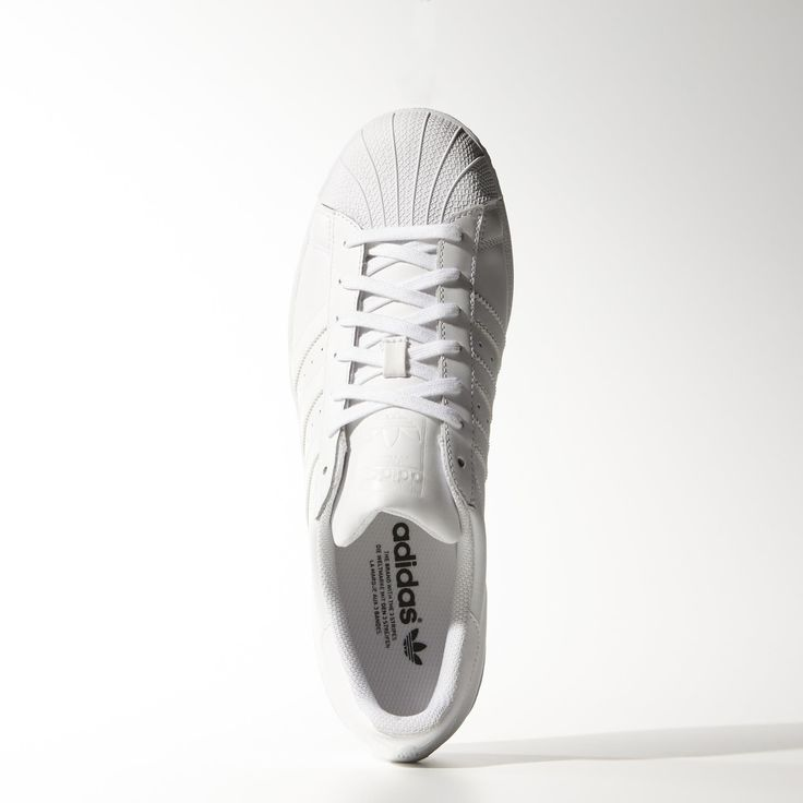 Shop for Superstar Foundation Shoes - White at adidas.co.uk! See all the styles and colours of Superstar Foundation Shoes - White at the official adidas UK ...